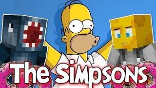 getlinkyoutube.com-Minecraft - Build Battle Buddies! - The Simpsons! [7]