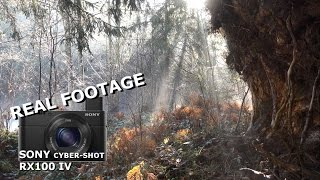 getlinkyoutube.com-Real Footage I Sony Cyber-Shot RX100 IV