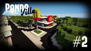 getlinkyoutube.com-Decorando PandaVille! - McDonald's moderno! | #2
