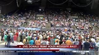 getlinkyoutube.com-FULL EVENT: Donald Trump Holds Rally in Jackson, MS 8/24/16