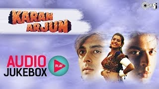getlinkyoutube.com-Karan Arjun - Full Songs Jukebox | Shahrukh, Salman, Kajol, Mamta