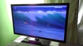getlinkyoutube.com-DEFEITO TV SAMSUNG SMART TV LED 40D5500 DESLIGA E LIGA
