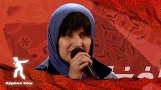 Anahita Ulfat sings Noq O Sandali from Amir Jaan Sabori