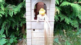 getlinkyoutube.com-Rapunzel Playmobil Film Kurzfilm Märchen Raiponce Movie