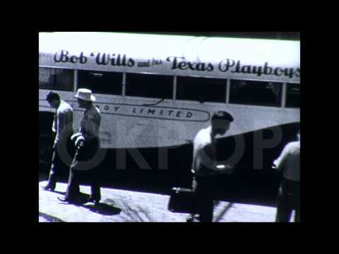 Bob Wills and his Texas Playboys - Enid, Oklahoma 1942