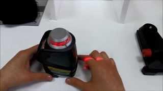 getlinkyoutube.com-Лазерный уровень Bosch PLL 360