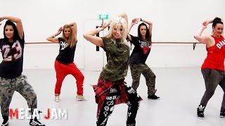 getlinkyoutube.com-'Worth It' Fifth Harmony choreography by Jasmine Meakin (Mega Jam)