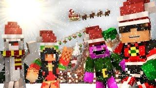 getlinkyoutube.com-CHRISTMAS SPECIAL! | Minecraft Mini-Game HIDE N SEEK /w Facecam!