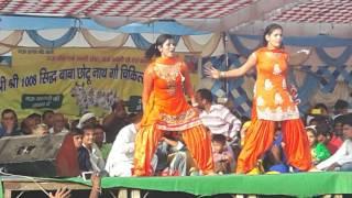 Ritu jangra and usha jangra pilana program 21/11/2016