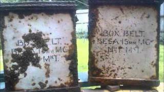 WW2 Relic hunting - British Army Dump - July 2011 - AMAZING FINDS !