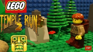 Lego temple run 2   (stop motion)