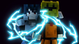 getlinkyoutube.com-Minecraft: TROCA - NARUTO OU SASUKE ?  - PvP Lucky Block ‹ Ine ›