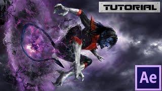 getlinkyoutube.com-Nightcrawler After Effects Advanced VFX Tutorial X-Men Smoke Teleportation