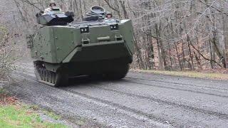 getlinkyoutube.com-US Marine Corps - Assault Amphibious Vehicle Survivability Upgrade Program [1080p]