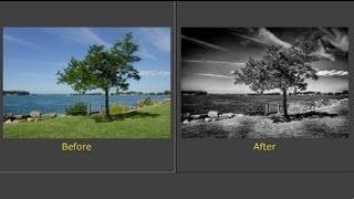getlinkyoutube.com-Processing a Photo With Nik Silver Efex Pro 2 & Lightroom (Training Tutorial)
