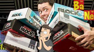 getlinkyoutube.com-Unboxing 6 Subscription Boxes! Nerd Block, Arcade Block & Horror Block