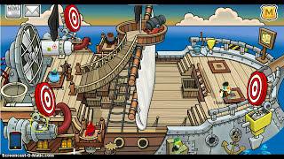 getlinkyoutube.com-Club Penguin - Rockhopper island tour (NO LIE)