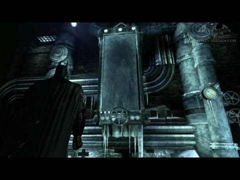 Batman: Arkham City - Heart of Ice (Nora Fries) - Side Mission Walkthrough