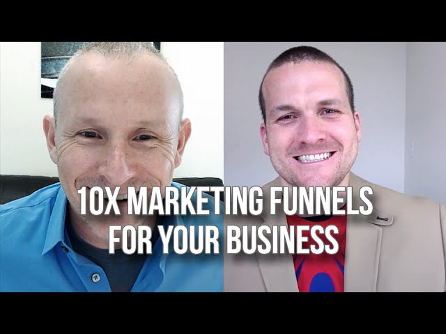 GQ 223: 10X Marketing Funnels For Your Business
