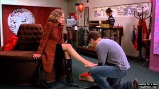 Diane Kruger foot fetish scene