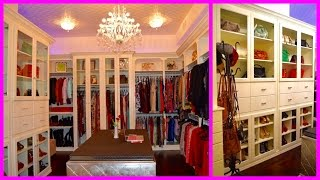 getlinkyoutube.com-MY NEW WALK IN CLOSET TOUR