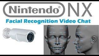 Nintendo NX - FR Video Chat Patent