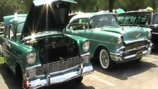 getlinkyoutube.com-55-57 Classic Chevy Convention, 29 Annual Lone Star CCC, Candy Clark, featured