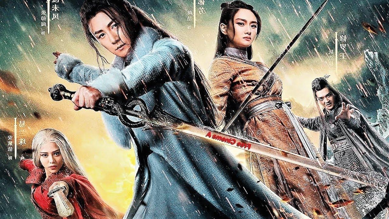 Phim Lẻ Trung Quốc Mới Nhất 2020 | Phim Hành Động Kiếm Hiệp Hay Nhất - Thuyết Minh