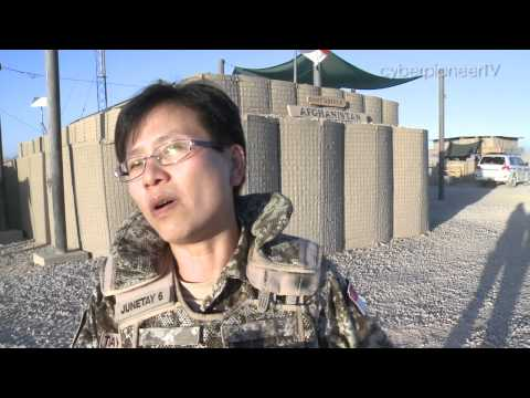 Rocket Racket (Ops Diaries - SAF in Afghanistan Episode 4)
