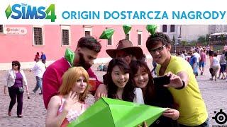 getlinkyoutube.com-The Sims 4: Origin dostarcza simowe gadżety