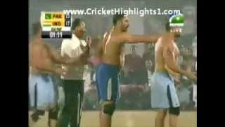 getlinkyoutube.com-Pak Vs Ind Asia Kabbdi Cup 2012 Final