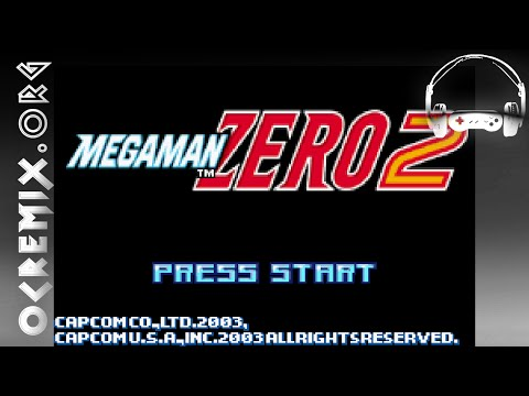 OC ReMix #2676: Mega Man Zero 2 'Never Stop' [Gravity] by Cyril the Wolf