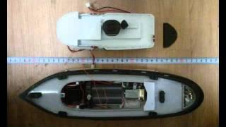 getlinkyoutube.com-1/72 Scratch built habor tugboat building log