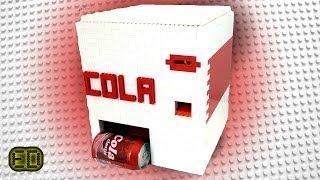 getlinkyoutube.com-Lego Cola Machine