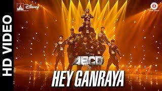 Hey Ganaraya - Disney's ABCD 2 - Varun Dhawan - Shraddha Kapoor | Divya Kumar