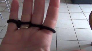 getlinkyoutube.com-TUTO DIY tricotez avec les doigts un SNOOD ECHARPE FACILE PAS CHER