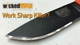 getlinkyoutube.com-Wicked Edge Revisited - WorkSharp Killer - FULL REVIEW!!!