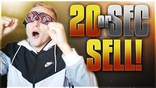 20 SECONDS OR SELL! X FACTOR PACKS ON THE LINE! CONNOR STILL CAN'T DAB! Madden Mobile