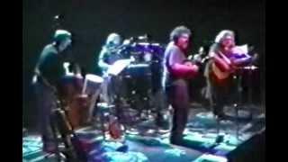 Spring in California - Jerry Garcia & David Grisman - Warfield Theater, SF 2-2-1991 set1-10