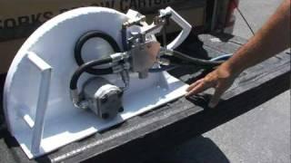 getlinkyoutube.com-20 inch Hydraulic Hand Saw