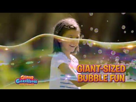 Gazillion Giant Incredibubble Wand