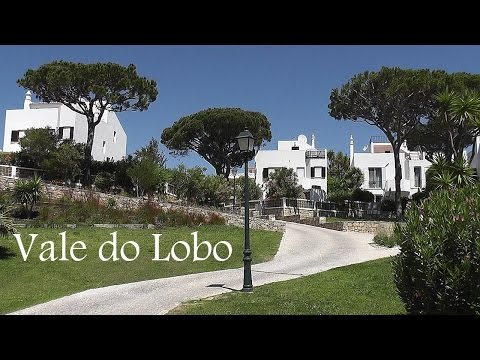 ALGARVE: Vale do Lobo golf resort & beach (Portugal) HD