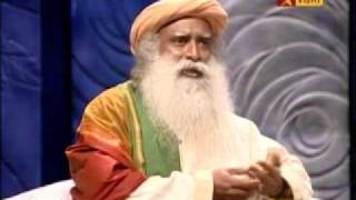 3-Sadhguru Jaggi Vasudev - Coffee with Anu - Vijay TV