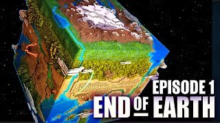 getlinkyoutube.com-End of Earth | Minecraft Modded Survival: Ep 1 | We Destroyed The WORLD!! (Steve's Galaxy Modpack)
