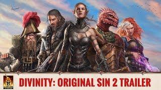 Divinity: Original Sin 2 Trailer
