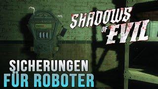Sicherungen finden für Zivilschutzroboter | Black Ops 3: Shadows of Evil [German/Deutsch] [Full-HD]