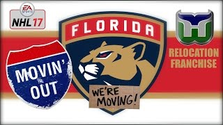 getlinkyoutube.com-Florida Panthers (Hartford Whalers) Relocation Franchise  - EP6 | NHL 17 (Xbox One)