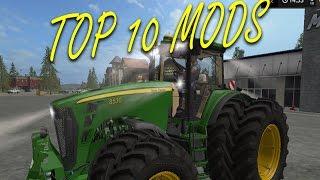 Farming Simulator 2017 - fs17 My top 10 mods / modpacks