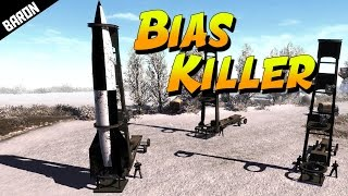 getlinkyoutube.com-V-2 ROCKET, Ze RUSSIAN BIAS KILLER (Men of War Assault Squad 2 Mod)