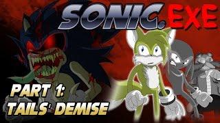 getlinkyoutube.com-Sonic.exe Part 1: Tails' Demise